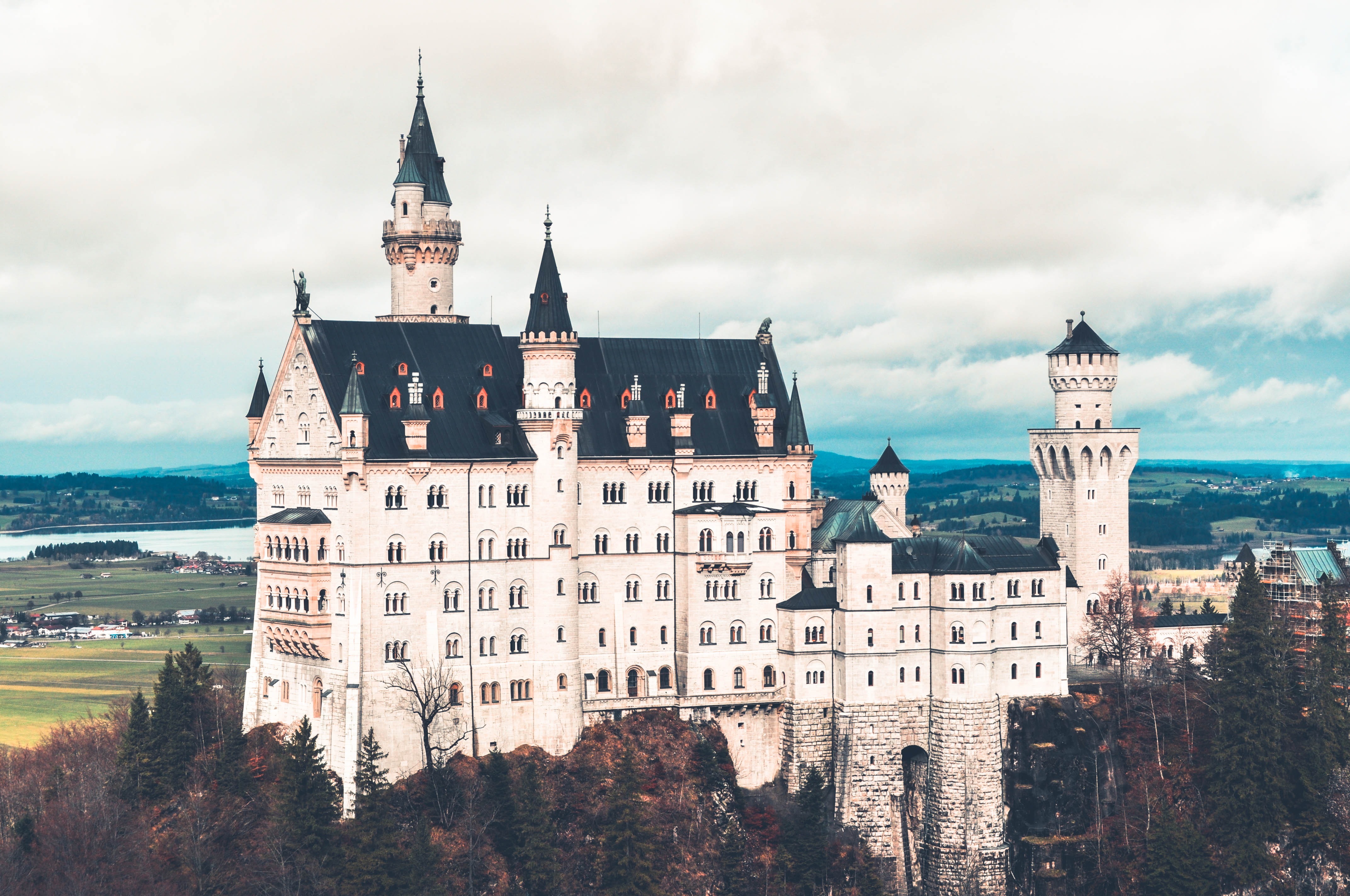 How Neuschwanstein Castle Became the Proof That Dreams are Only Dreams Until You Make It Real