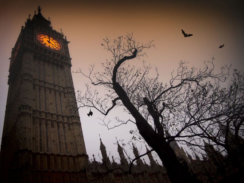 9 Scary Good Travel Destinations to Celebrate Halloween